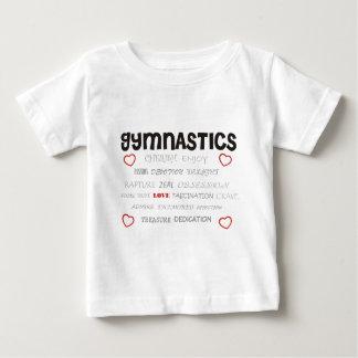 Cherish Gymnastics Baby T-Shirt