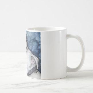 Cherish Is the Word Classic White Coffee Mug