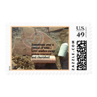 Cherish Love Stamps