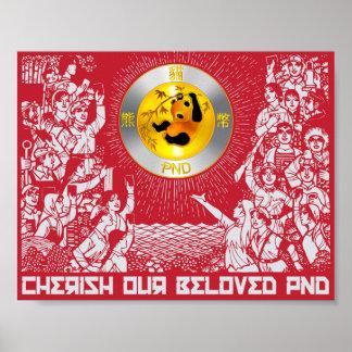 Cherish our beloved PND Poster