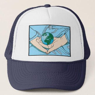 Cherish Our World Hat