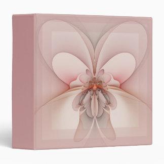 Cherish Pink Binder