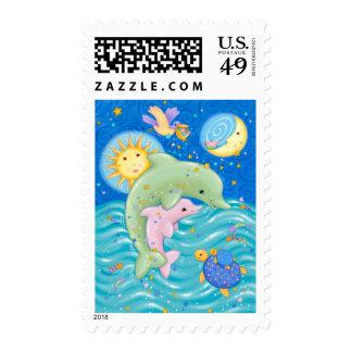 Cherish Stamp