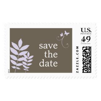 Cherish-Save The Date Large Postage