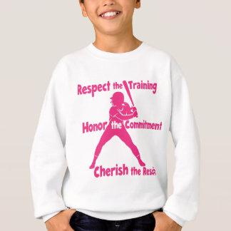 CHERISH SOFTBALL SWEATSHIRT