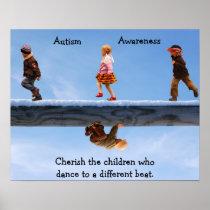 Cherish The Children Poster