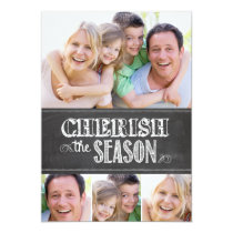Cherish the Season Card