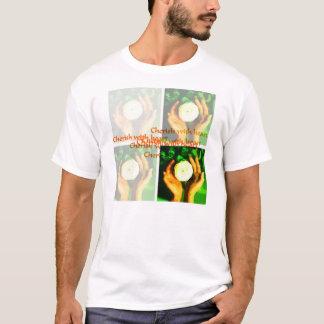Cherish with heart T-Shirt