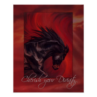 Cherish your Divinity Posters