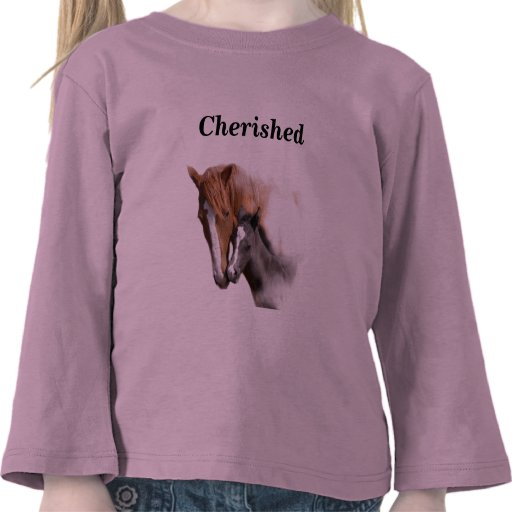 Cherished A Mothers Love T-Shirt