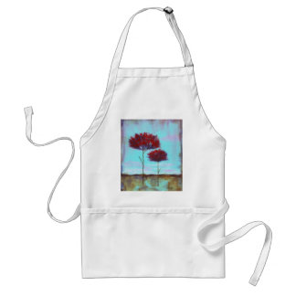 Cherished Chef Apron From Original Painting