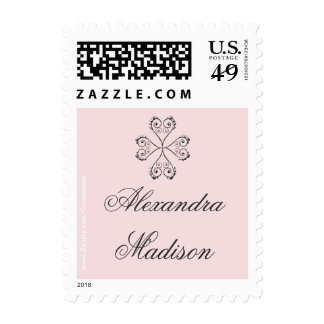 Cherished Cross Religious Postage Stamp