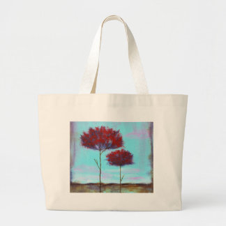 Cherished Tote Market Bag From Original Painting