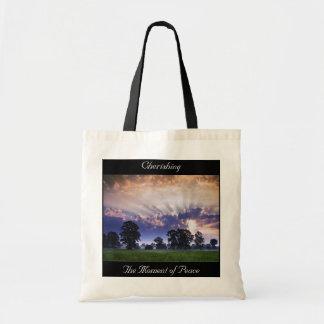 Cherishing Peace Tote Bag