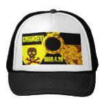 Chernobyl 25th year memorial trucker hat