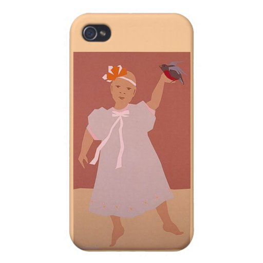 Chernobyl Baby Covers For iPhone 4