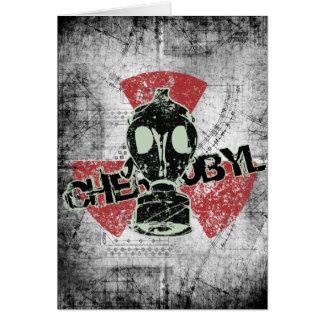 CHERNOBYL CARD