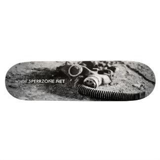 Chernobyl Custom Skateboard