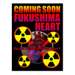Chernobyl Heart2 はがき