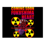 Chernobyl Heart2 ポストカード