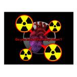 Chernobyl Heart ポストカード