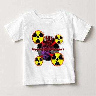 Chernobyl Heart Baby T-Shirt