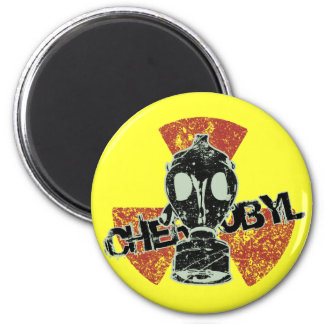 CHERNOBYL MAGNET