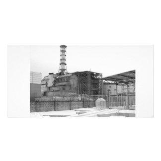Chernobyl Nuclear Reactor Card