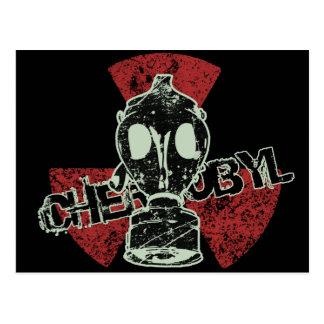 CHERNOBYL POSTCARDS