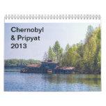 Chernobyl & Pripyat 2013 Calendar