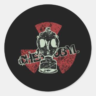 CHERNOBYL STICKER