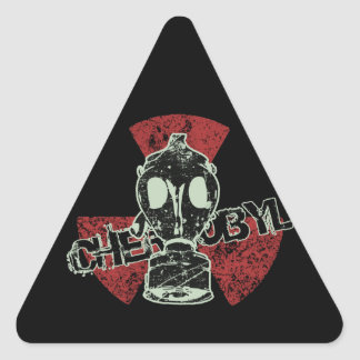 CHERNOBYL STICKERS