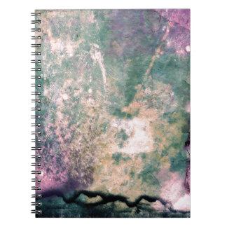 Chernobyl;  Vintage Old School Series Spiral Notebooks