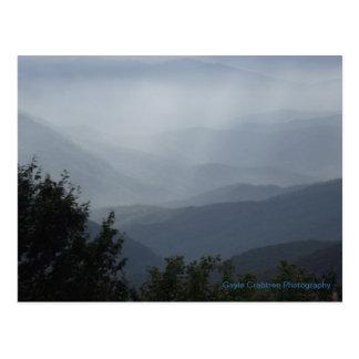 Cherohala Skyway postcard: Tennessee, NC Postcard
