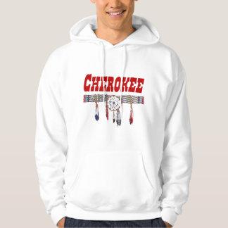 Cherokee Adult Unisex Hooded Sweatshirt
