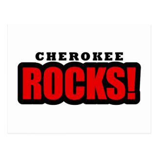 Cherokee, Alabama City Design Post Card