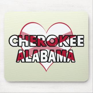 Cherokee, Alabama Tapete De Raton