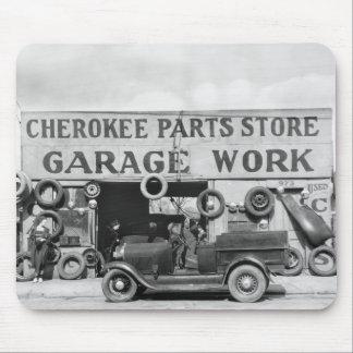 Cherokee Auto Parts: 1936 Mouse Pad