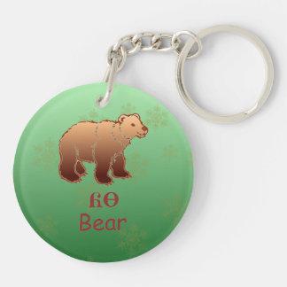 Cherokee Baby Bear Keychain