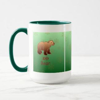 Cherokee Baby Bear Mug