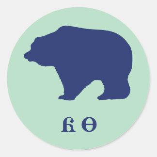 Cherokee Bear - Yonah Sticker