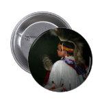 Cherokee Boy 2 Inch Round Button