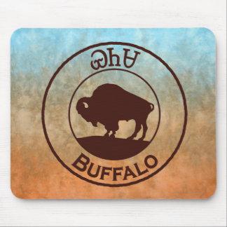 Cherokee Buffalo - Yanasa Mousepad