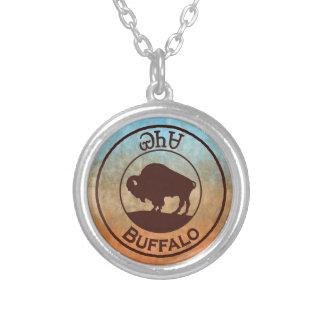 Cherokee Buffalo - Yanasa Necklace