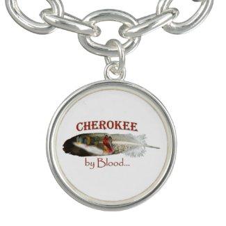 Cherokee by Blood Bracelet