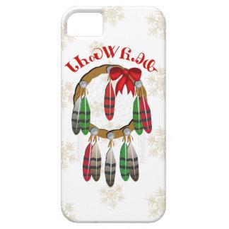 Cherokee Christmas Dream Catcher iPhone 5 Cases