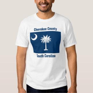 Cherokee County South Carolina T-shirt