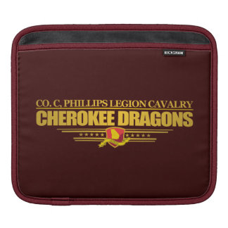 Cherokee Dragons Sleeve For iPads
