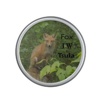 Cherokee Fox Beautiful Photo Bumpster Speaker