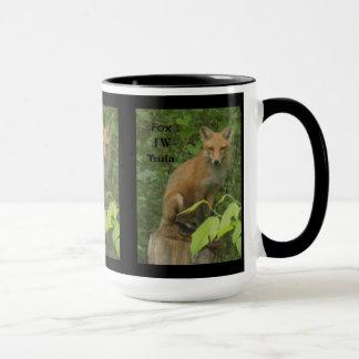 Cherokee Fox Beautiful Photo Coffee Mug